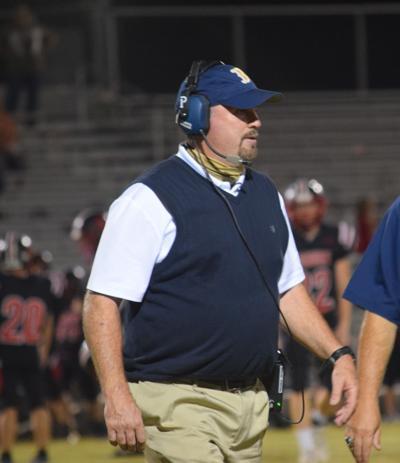 Coach Keith Garner