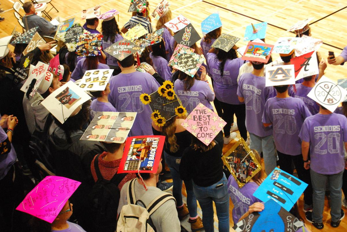 Colorful Mortarboards