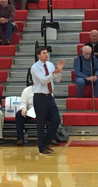 Coach Brett Self