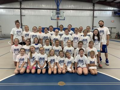 Grant Girls Basketball Camp