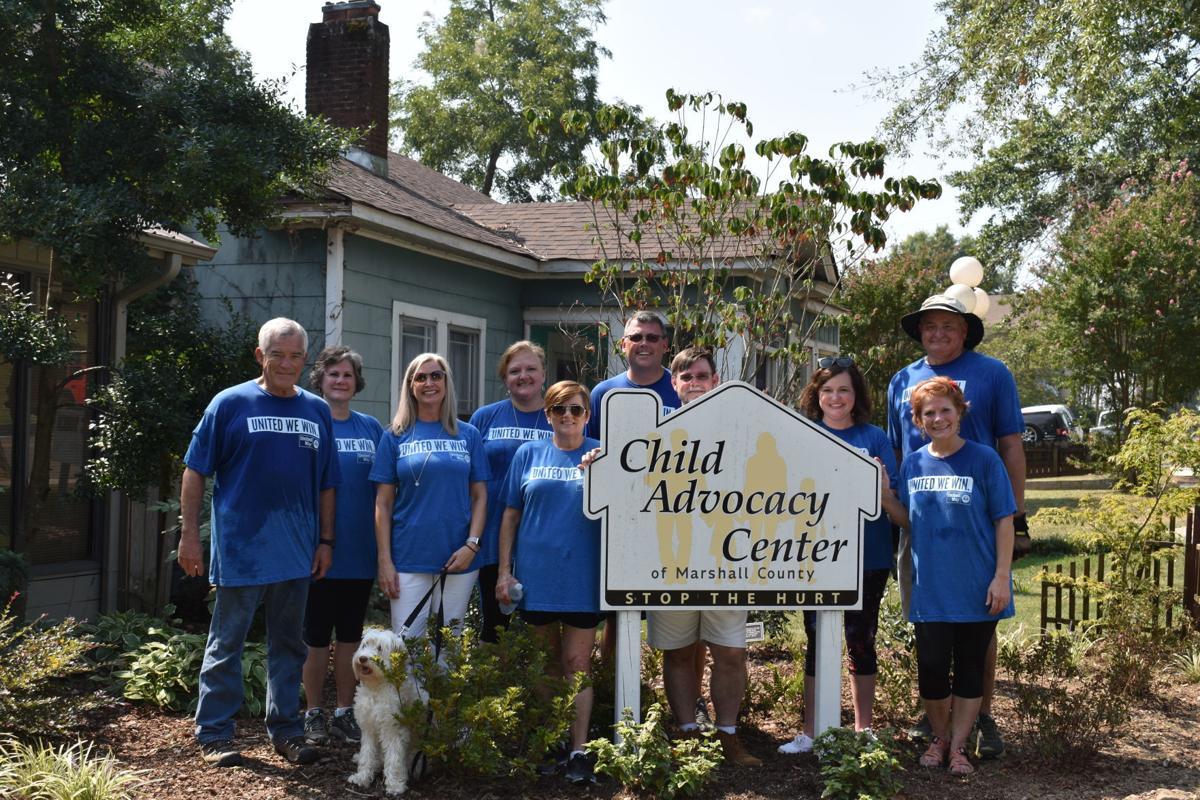 Guntersville Central Office Day of Caring