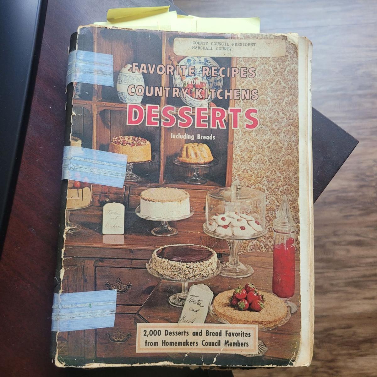 Homemaker Cookbook