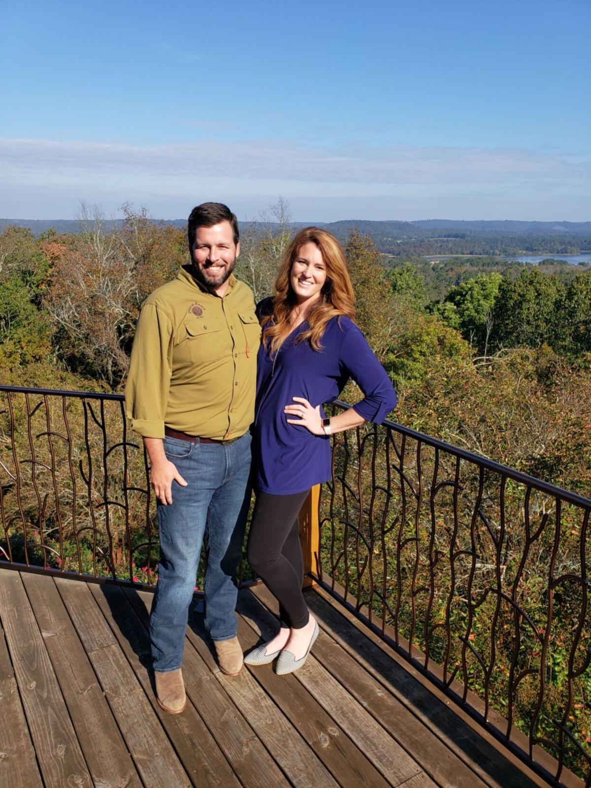 Kyle & Claire Richards