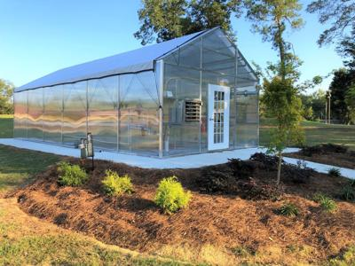 Snead College Greenhouse