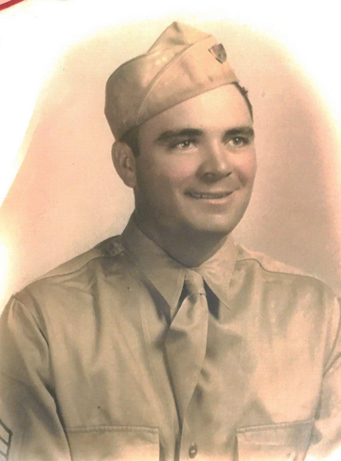 Sgt. Roy Johnson