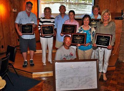 Boar show winners