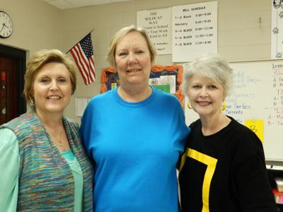 3 Guntersville Middle School Teachers Retire