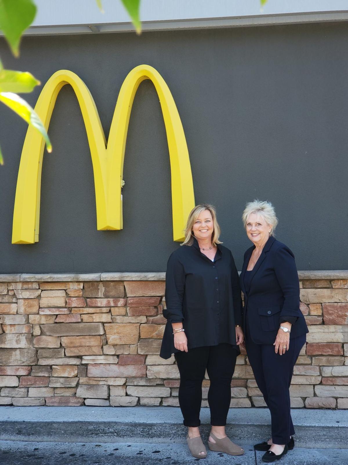 Bruce and Dutton McDonald's