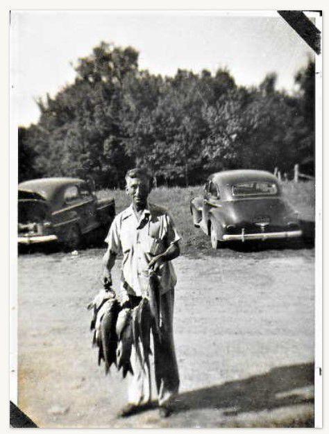 History - Memories of dam's Camp Taylor