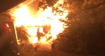 Hebron Fire