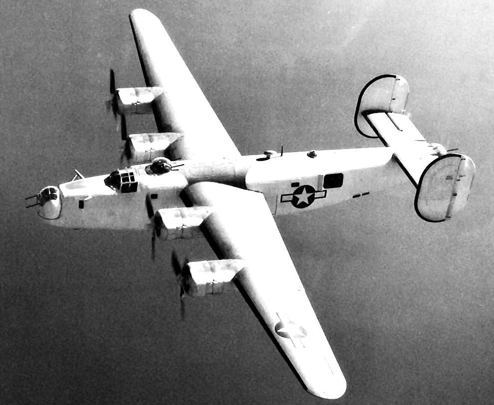 The PB4Y-1 Bomber