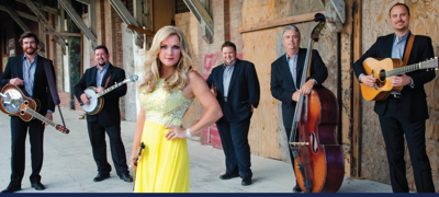 Bluegrass Star Rhonda Vincent