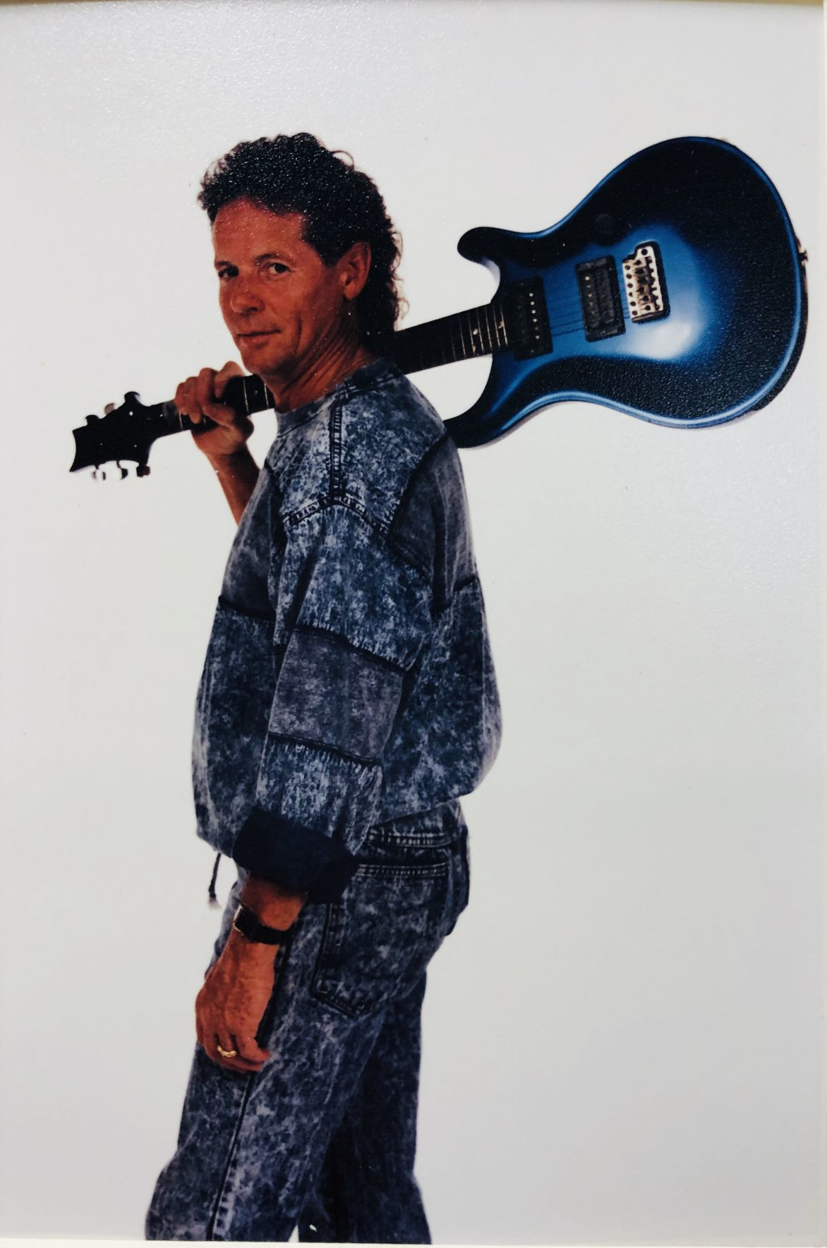 Upton & Guitar