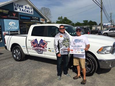 Wins a Truck