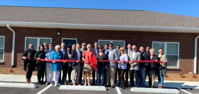 Home Place Ribbon Cutting