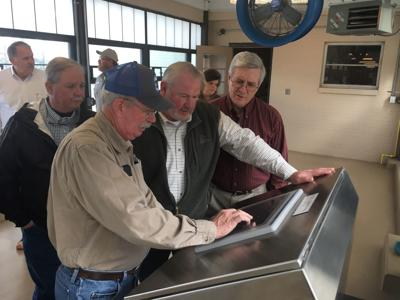 Touring the Water Plant