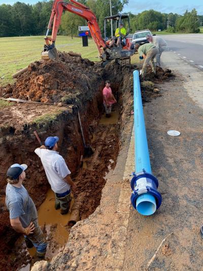 Claysville Leak