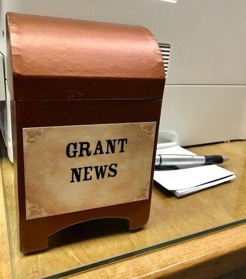 Grant New Box