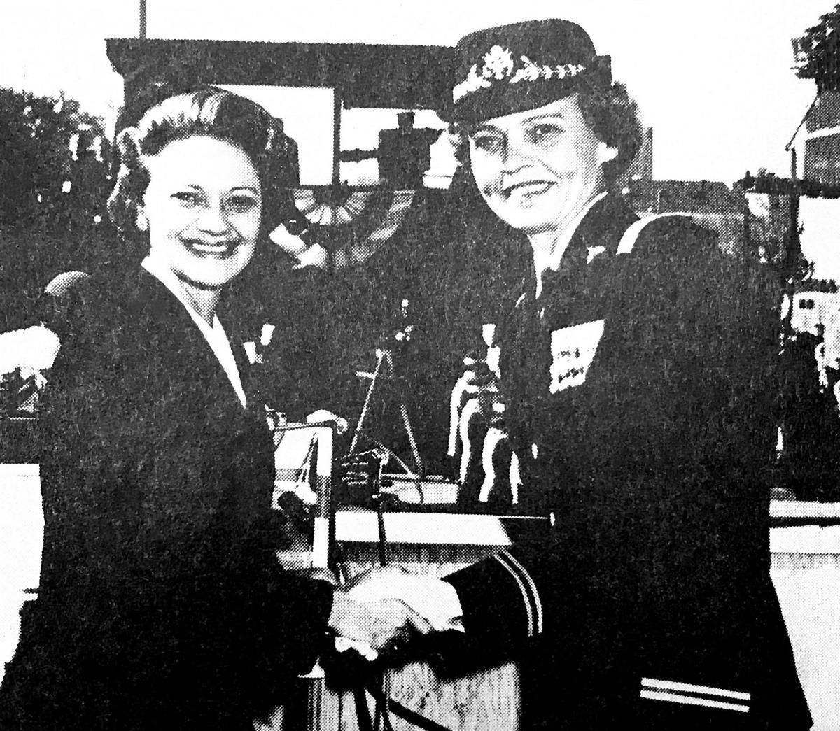 Gov. Lurleen Wallace & Margaret Clarke