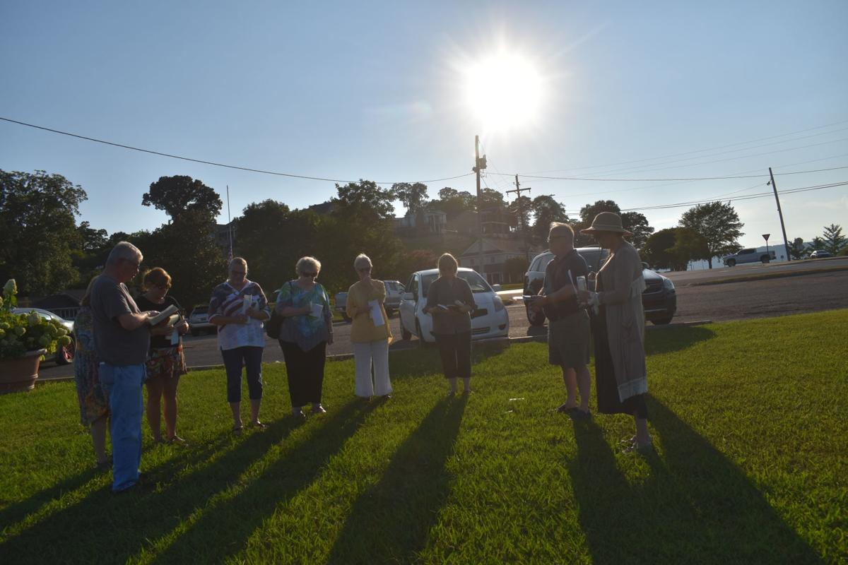 Episcopal Church Vigil