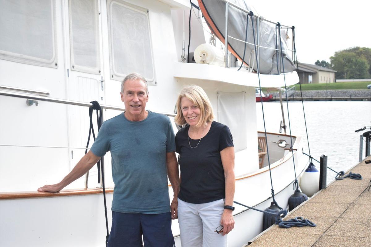 Steve and Cindy Park