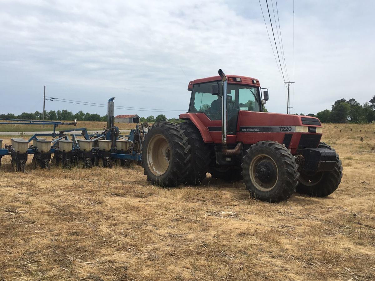 Jones Tractor