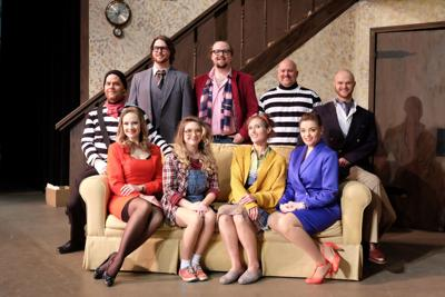 Noises Off! Cast