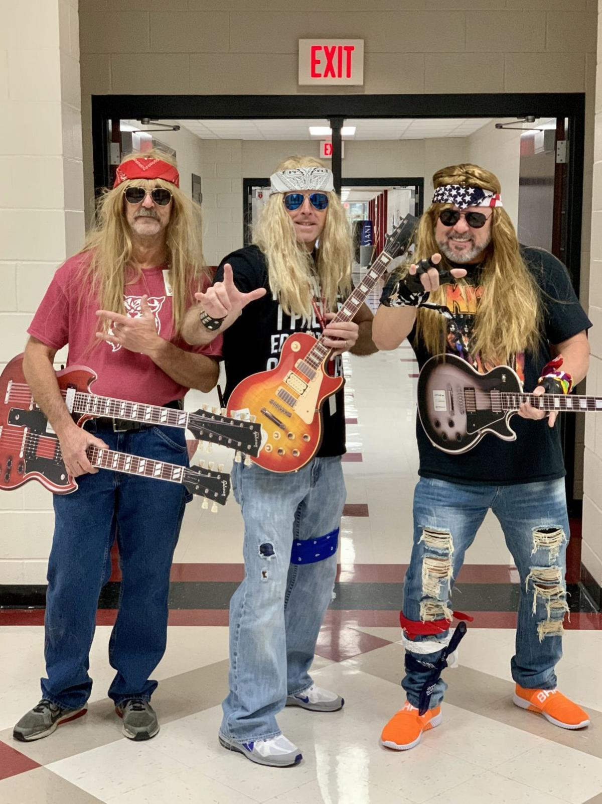 Rocked Out Red Ribbon Week