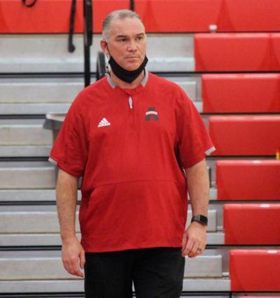Coach Patrict Harding