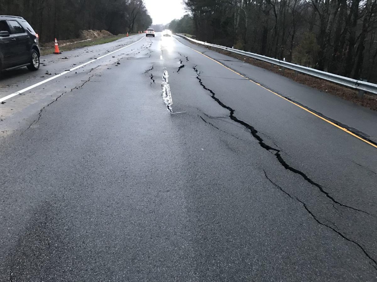 Highway 231 Northbound Side