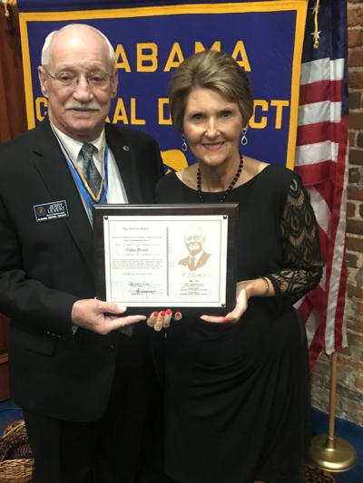 Vicki Brown Civitan Award