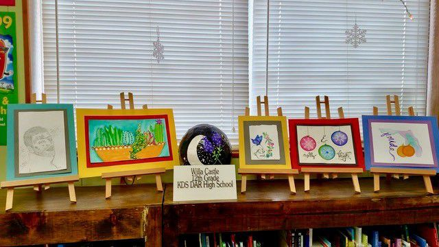 Grant Artist of the Month