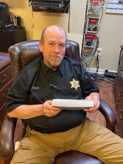 Jail Chief Matt Cooper & The Stimulus Checks