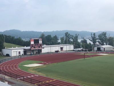 New Guntersville High Track