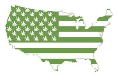 U.S. of cannabis