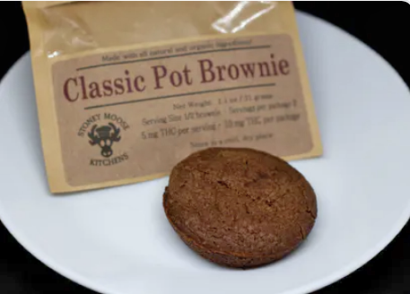 Classic Pot Brownie