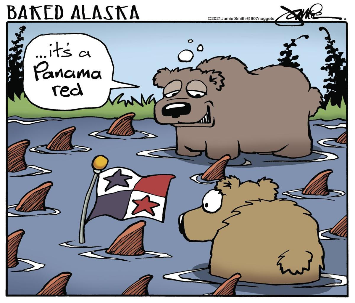 Baked Alaska - Panama