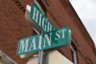 High and Main