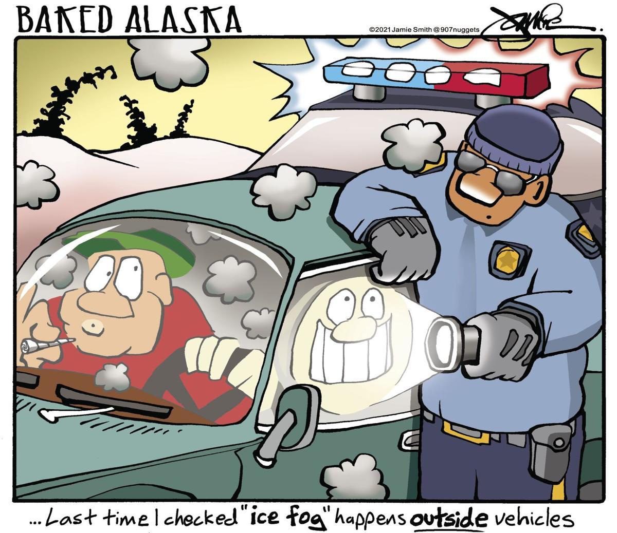Baked Alaska - Ice Fog