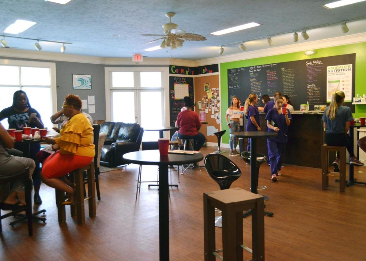 On The Job Health Hut Works To Help Customers Meet Wellness Goals Local News Albanyherald Com