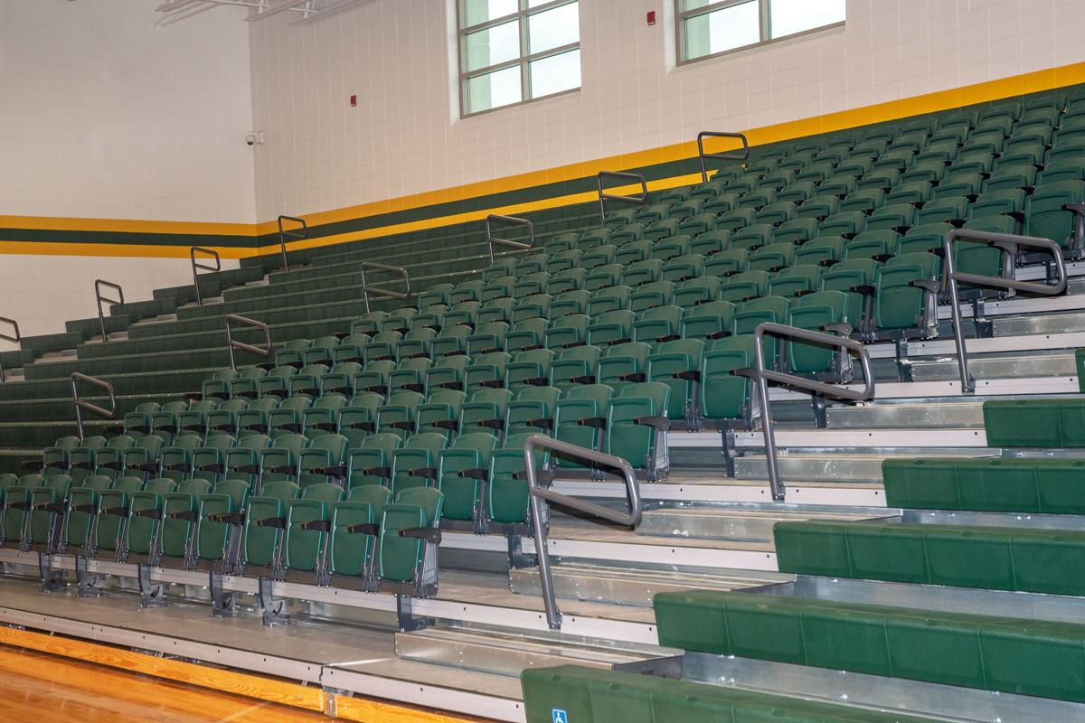 Monroe to dedicate new gym facilities Saturday