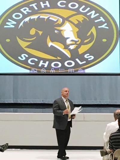 Worth County introduces new principal, college and career academy