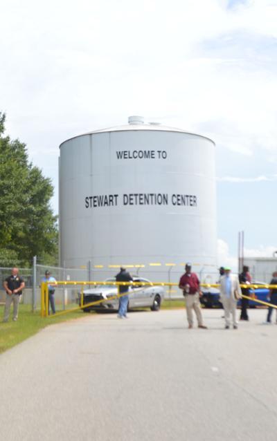 Third Stewart detention facility detainee passes away