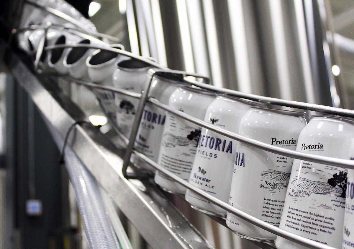 New fermentation vats double Pretoria Field brewing capacity