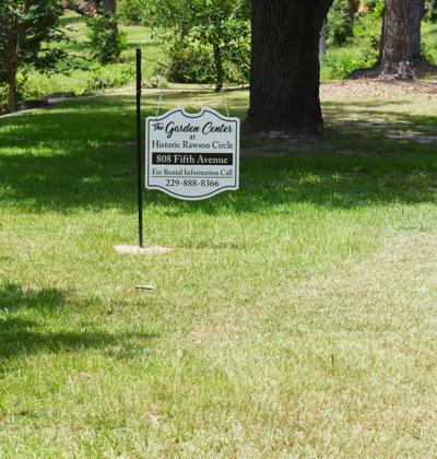 Rawson circle garden center