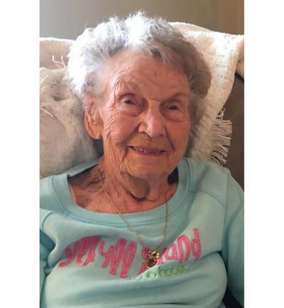 Oma Alice Fletcher Helton