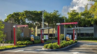 This is what the new Burger King and Popeyes drive-thrus will look like