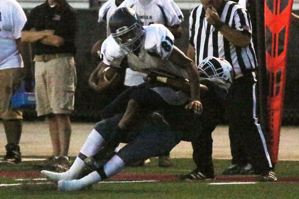 Lee County crushes Luella in home opener