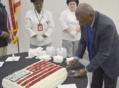 Albany Technical College honors veterans