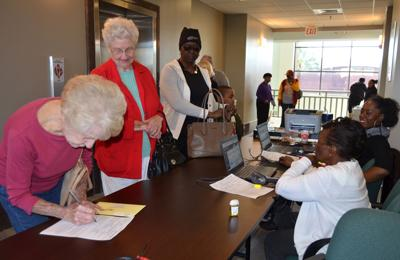 Early voting extends through Wednesday for runoff contests in Albany, Lee County